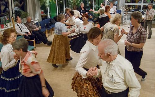 Square Dance im Begegnungszentrum